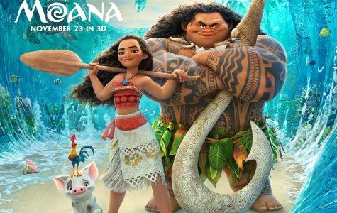 """Walt Disney's """"Moana"""" sails into theaters November 2016"""