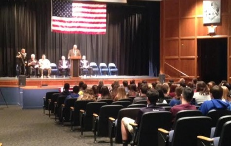 ¨Honors the Vets Day¨ Guests Inform and Inspire