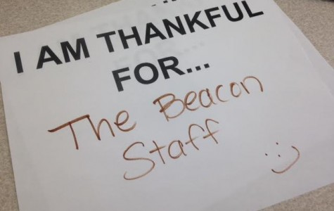 The Beacon Staff: An Attitude of Gratitude This Thanksgiving