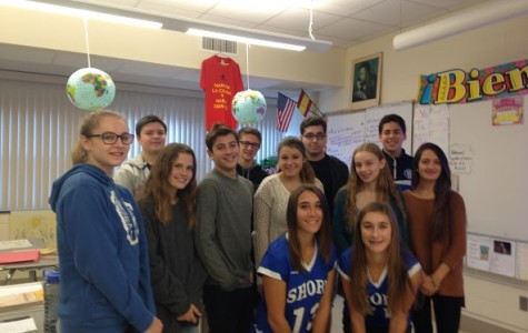 Spanish III Students Write ¨Odes¨ to Honor Pablo Neruda