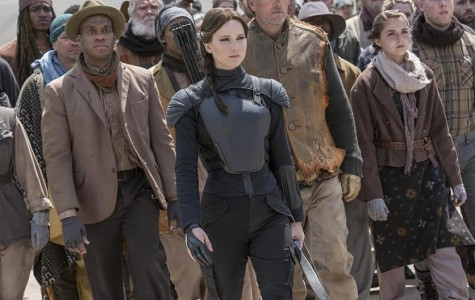The Hunger Games Trilogy Ends with a Bang