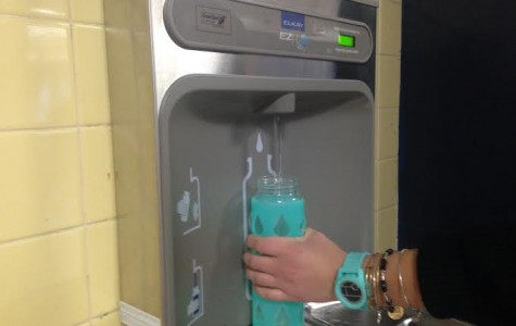 Clean, Green, Water-Bottle Filling Machines