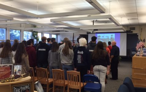 Military service leaves a lasting impact on three guest speakers