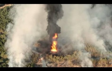Gas Pipeline Explosion Leads to Death