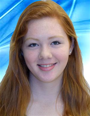 Madelyn McLaughlin, February Student of the Month