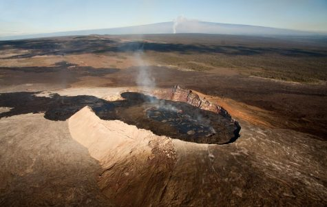 Hawaii's major volcanic eruption brings about their worst earthquake in decades