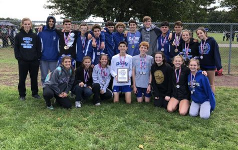 Cross Country Fall Classic Champions