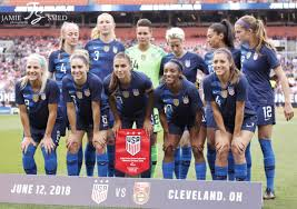 US Women's National Team Looks Ahead to 2019 World Cup