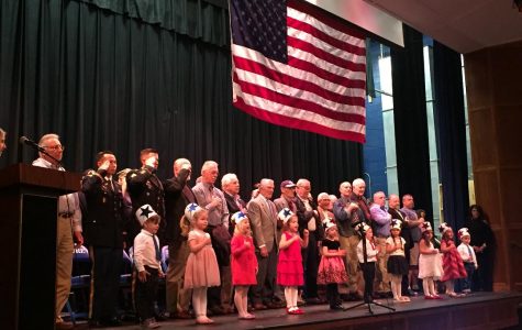 Shore Regional celebrates Veterans Day