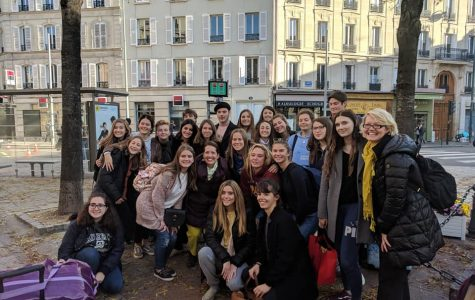 Shore Regional spends their final days as exchange students at the Institute Sainte Genevieve in Paris, France.