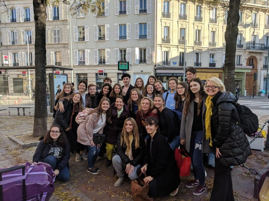 Shore+Regional+spends+their+final+days+as+exchange+students+at+the+Institute+Sainte+Genevieve+in+Paris%2C+France.