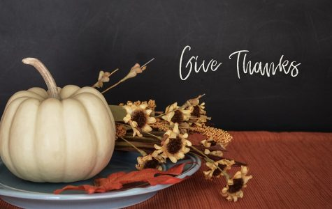 A day to give thanks