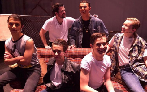 """Shore Player's production of """"The Outsiders"""" is a hit!"""