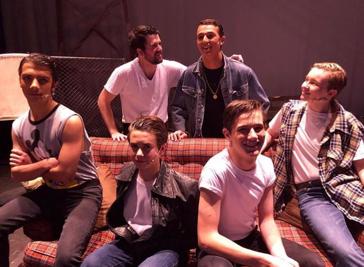 "Shore Player's production of ""The Outsiders"" is a hit!"