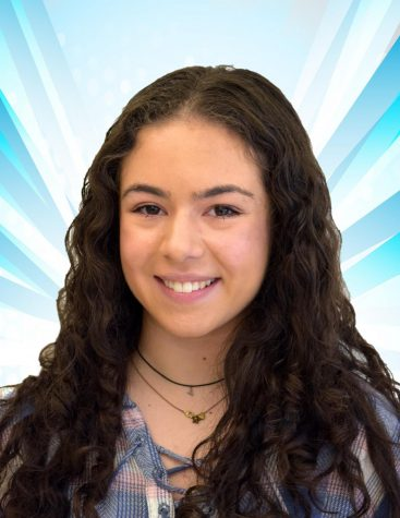 January's Student of the Month: Senior, Victoria Amado