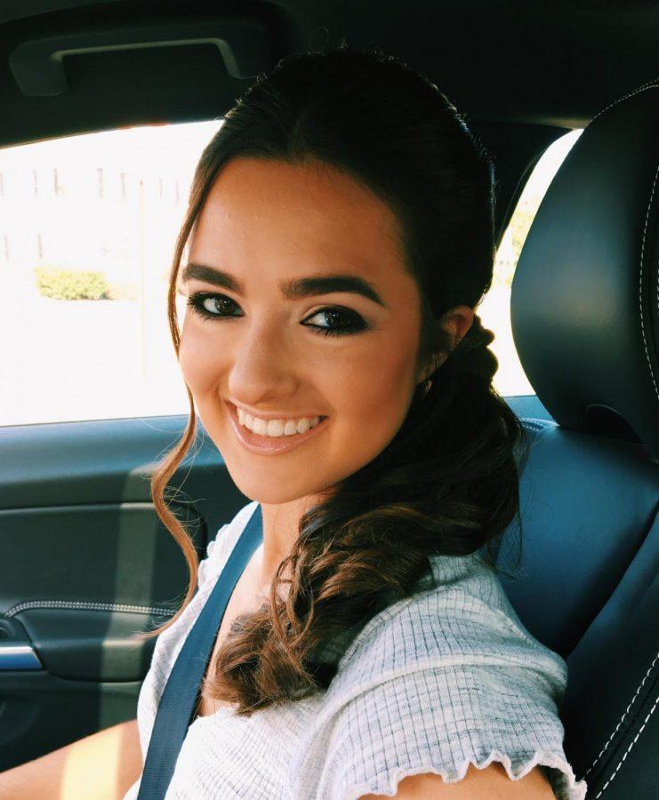 Sophomore, Alexandra Benson