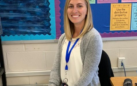 Ms. O'Connor joins Shore's Math Department