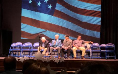 Shore Regional applauds local patriots