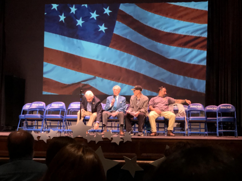 Bravery in the Halls: Shore's Veterans Day Celebration