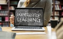 Shore Regional transitions to online learning amid COVID-19 pandemic